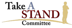 Take A Stand Committee Logo